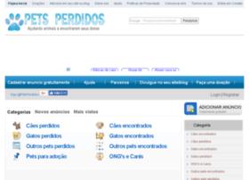 petsperdidos.com.br