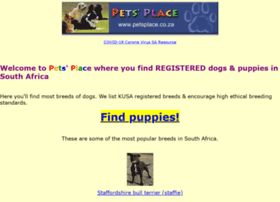 petsplace.co.za