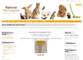 petsuppliespetstorespetsupermarket.com