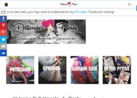 petticoatsaplenty.com