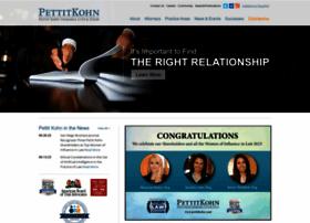 pettitkohn.com