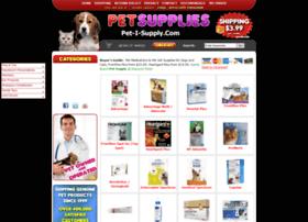 petvet-supply.com
