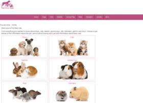 petwebsite.co.uk