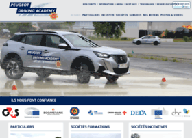 peugeot-driving-academy.be