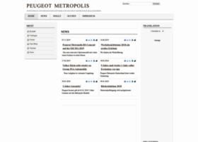 peugeot-metropolis.de