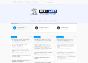 peugeot-refiauto.com