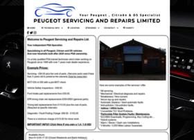 peugeot-repairs.co.uk