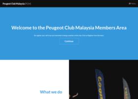 peugeotclubmalaysia.com