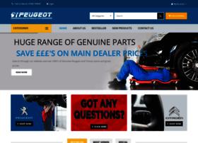 Peugeotpartsforsale.com