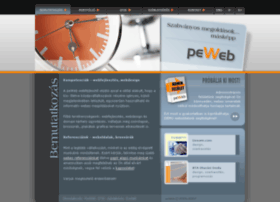 peweb.hu