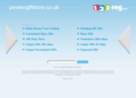 pewtergiftstore.co.uk