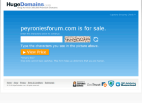 peyroniesforum.com