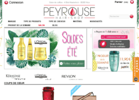 peyrouse-hair-shop.fr