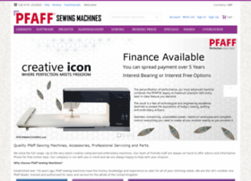 pfaffmachines.co.uk