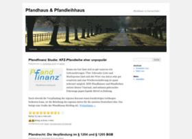 pfandhaus.net