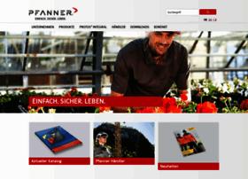 pfanner-austria.at
