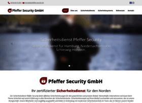 pfeffer-security.de