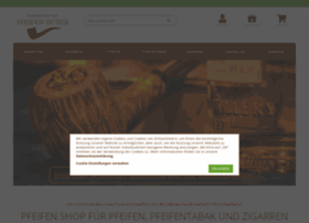 pfeifen-huber.de