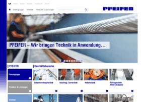pfeifer.de