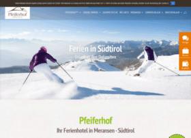 pfeiferhof.com