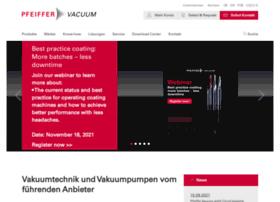 pfeiffer-vacuum.de