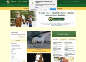 pferde.lovasok.hu