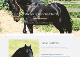 pferdemarkt.das-spanische-pferd.de