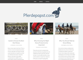 pferdepapst.com