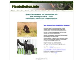 pferdereiten.info