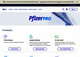 pfizerpro.com