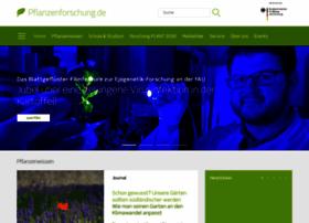 pflanzenforschung.de