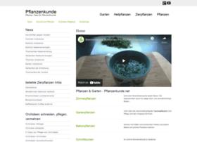 pflanzenkunde.net