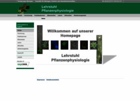 pflanzenphysiologie.uni-bayreuth.de