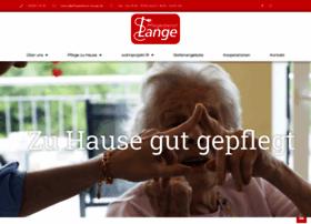 pflegedienst-lange.de