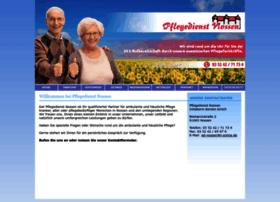 pflegedienst-nossen.de
