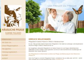pflegedienst-paland.de