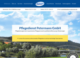 pflegedienst-petermann.de