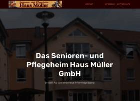 pflegeheim-mueller.de