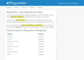 pflegestufen.org