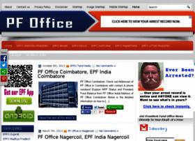 pfoffice.org.in