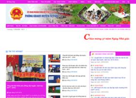 pgddttuyan.phuyen.edu.vn