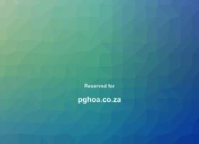 pghoa.co.za