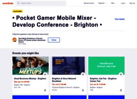pgmixerdevelop.eventbrite.co.uk
