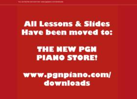 pgnpiano.spinshop.com