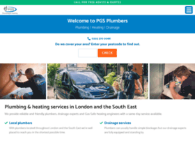 pgs-plumbers.co.uk