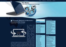 pgwebs.com