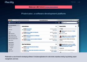 phacility.com