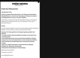 phaenomenta-peenemuende.de