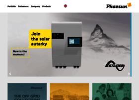 phaesun.com