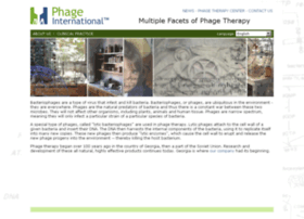 phageinternational.com